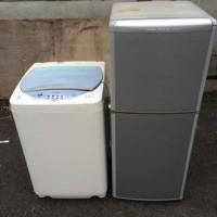 冷蔵庫洗濯機回収