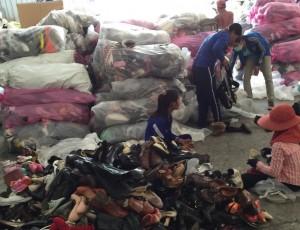 衣類服飾雑貨リユース