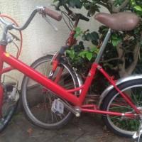 文京区での自転車出張回収