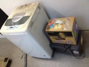 家電回収事例
