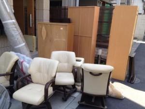 椅子タンスその他その他不用品回収事例