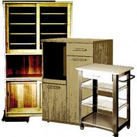 食器棚キッチンカウンター