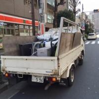 文京区のお引っ越し不用品処分