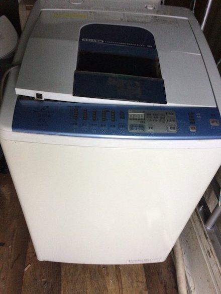 文京区での洗濯機回収
